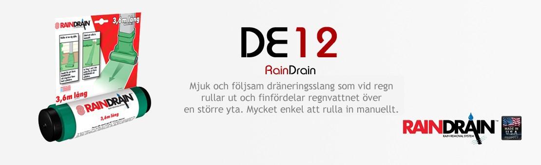Rain Drain DE 12